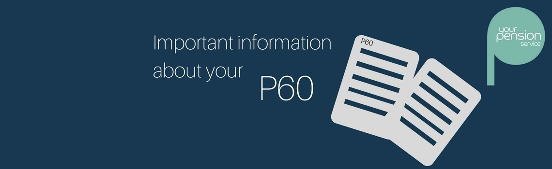 Do you need a P60?